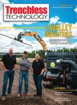 Trenchless Technology – August 2021