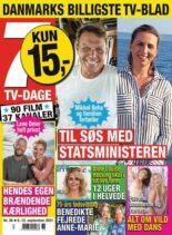 7 TV-Dage – 06 september 2021