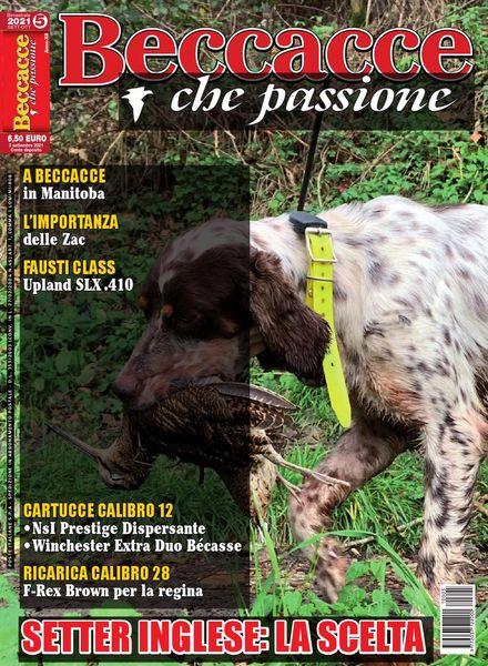 Beccacce Che Passione – Settembre-Ottobre 2021