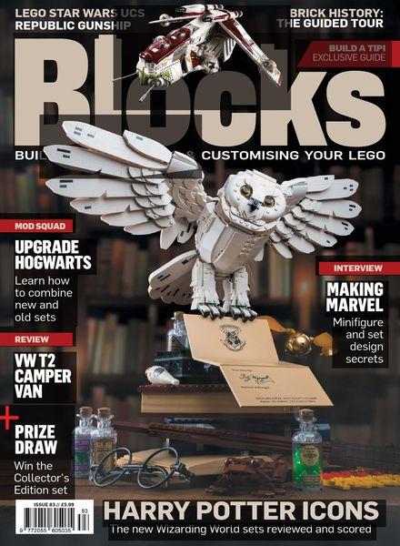 Blocks Magazine – Issue 83 – September 2021