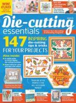Die-cutting Essentials – October 2021
