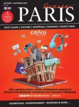 Greater Paris – septembre 2021