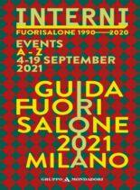 Interni Italia – Fuorisalone 2021 – Settembre 2021