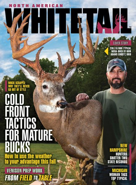 North American Whitetail – October 2021