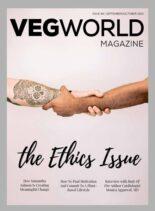 Vegworld – September-October 2021
