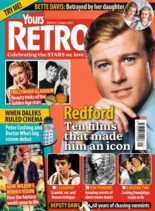 Yours Retro – August 2021