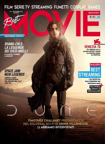 Best Movie – Settembre 2021