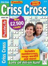 Family Criss Cross – September 2021