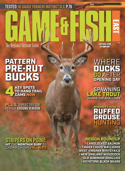 Game & Fish East – October 2021