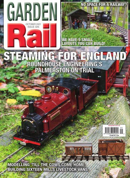 Garden Rail – Issue 326 – October 2021