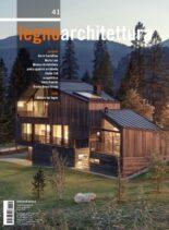 legnoarchitettura – Aprile 2021