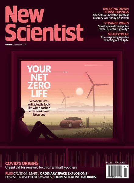 New Scientist International Edition – September 04, 2021