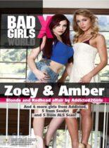 Bad Girls World X – Issue 1 – 2020