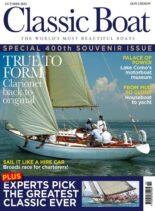 Classic Boat – October 2021