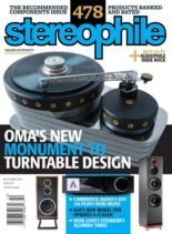 Stereophile – October 2021