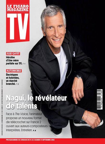 TV Magazine – 5 Septembre 2021