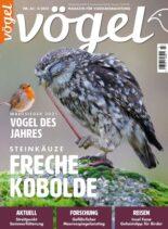 VOGEL – Magazin fur Vogelbeobachtung – 04 Juni 2021