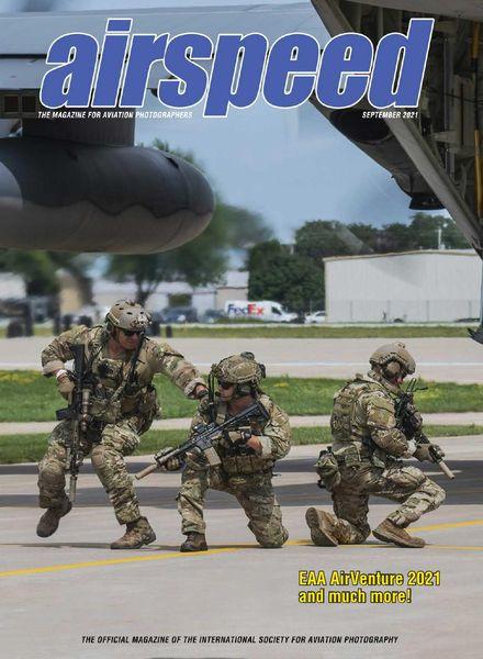 Airspeed Magazine – September 2021