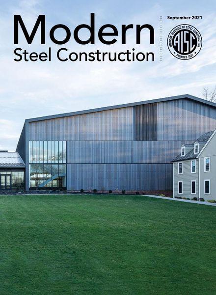 Modern Steel Construction – September 2021