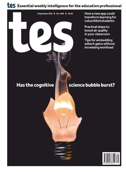 TES Magazine – 03 September 2021