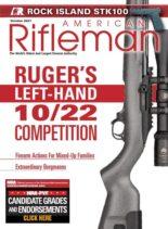 American Rifleman – October 2021