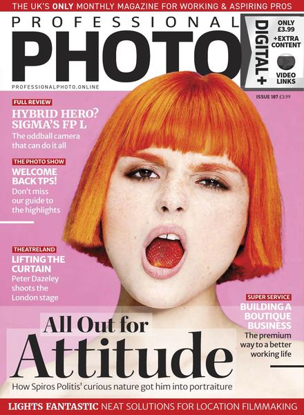 Professional Photo – Issue 187 – September 2021
