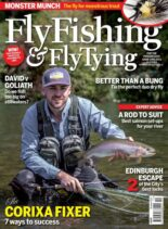 Fly Fishing & Fly Tying – October 2021