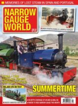 Narrow Gauge World – Issue 160 – September 2021
