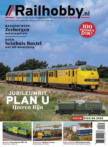 Railhobby – oktober 2021