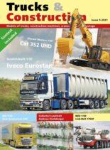 Trucks Construction – September 2021