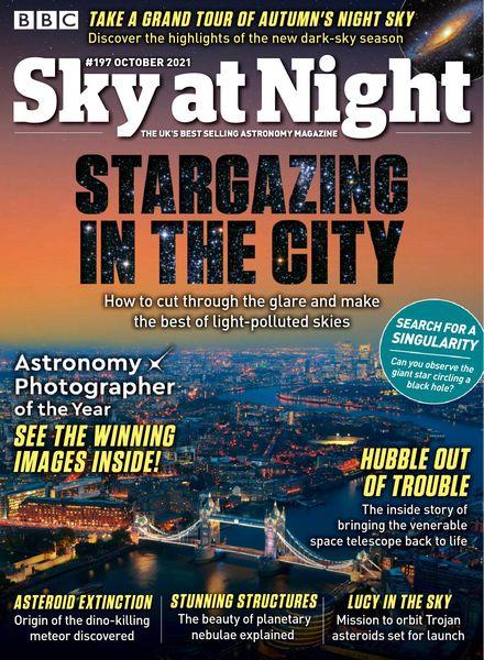 BBC Sky at Night – October 2021