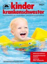 Kinderkrankenschwester – August 2021