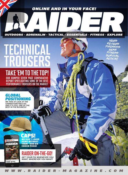 Raider – Volume 14 Issue 6 – 16 September 2021