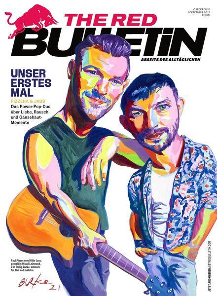 The Red Bulletin Austria – September 2021