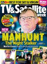 TV & Satellite Week – 18 September 2021