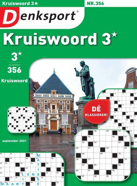 Denksport Kruiswoord 3 – 09 september 2021