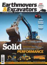 Earthmovers & Excavators – September 2021