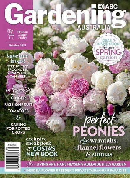 Gardening Australia – October 2021