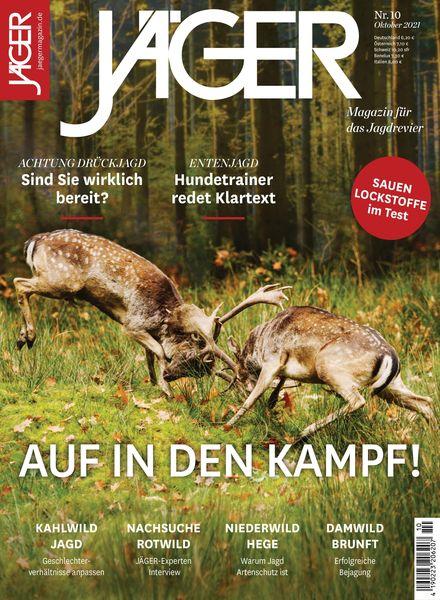 JaGER – 14 September 2021