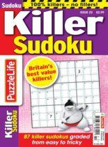 PuzzleLife Killer Sudoku – 16 September 2021