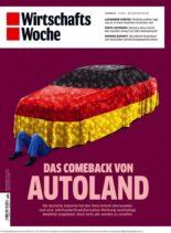 Wirtschaftswoche – 03 September 2021