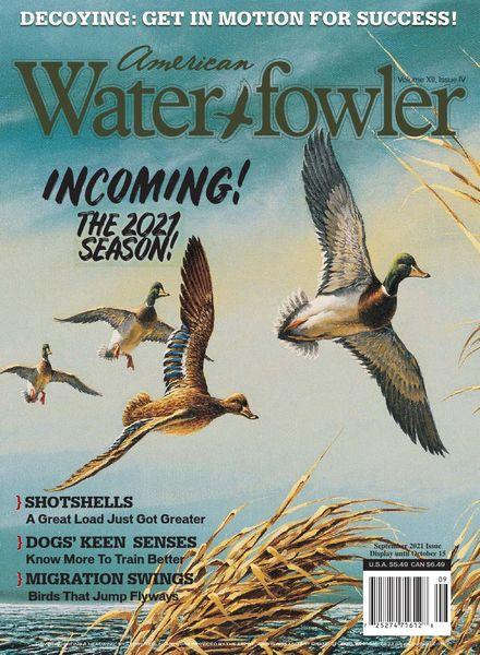 American Waterfowler – September 2021