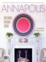 Annapolis Home – September-October 2021