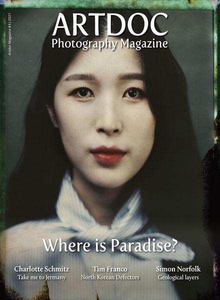 Artdoc Photography Magazine – September 2021