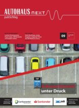 Autohaus pulsSchlag – September 2021
