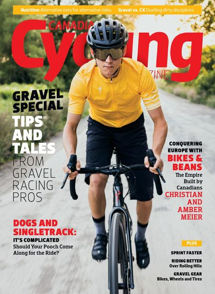 Canadian Cycling – October 2021