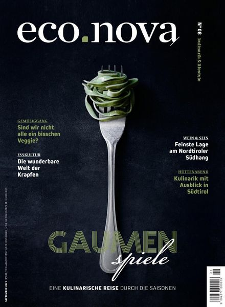 eco.nova – Spezial Kulinarik & Lifestyle 2021