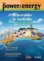 IEEE Power & Energy Magazine – September-October 2021