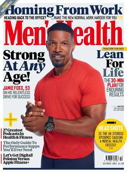 Men's Health UK – October 2021