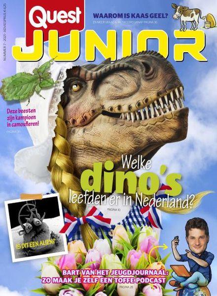 Quest Junior – september 2021